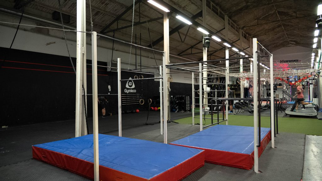 Calisthenics Gym - Extremfabriken